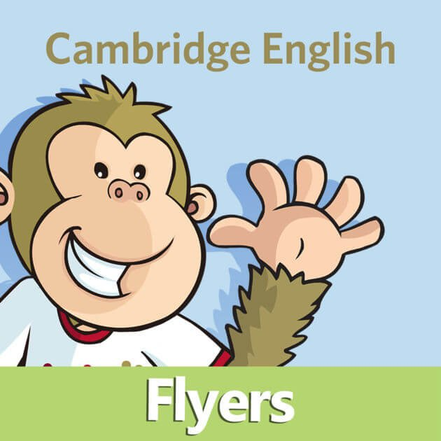 CAMBRIDGE A2 FLYERS 2018
