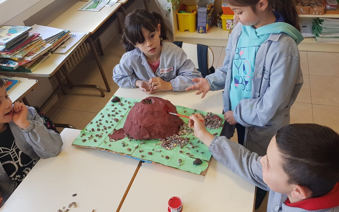 LEARNING ABOUT VOLCANOES! (2º EP)