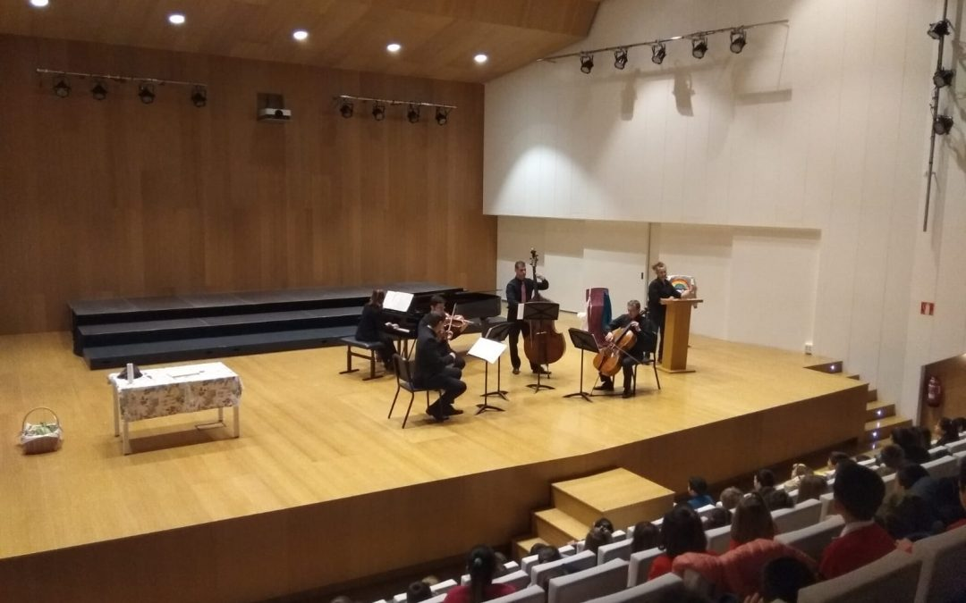Concierto 'La Trucha' de Schubert (3º de EP)