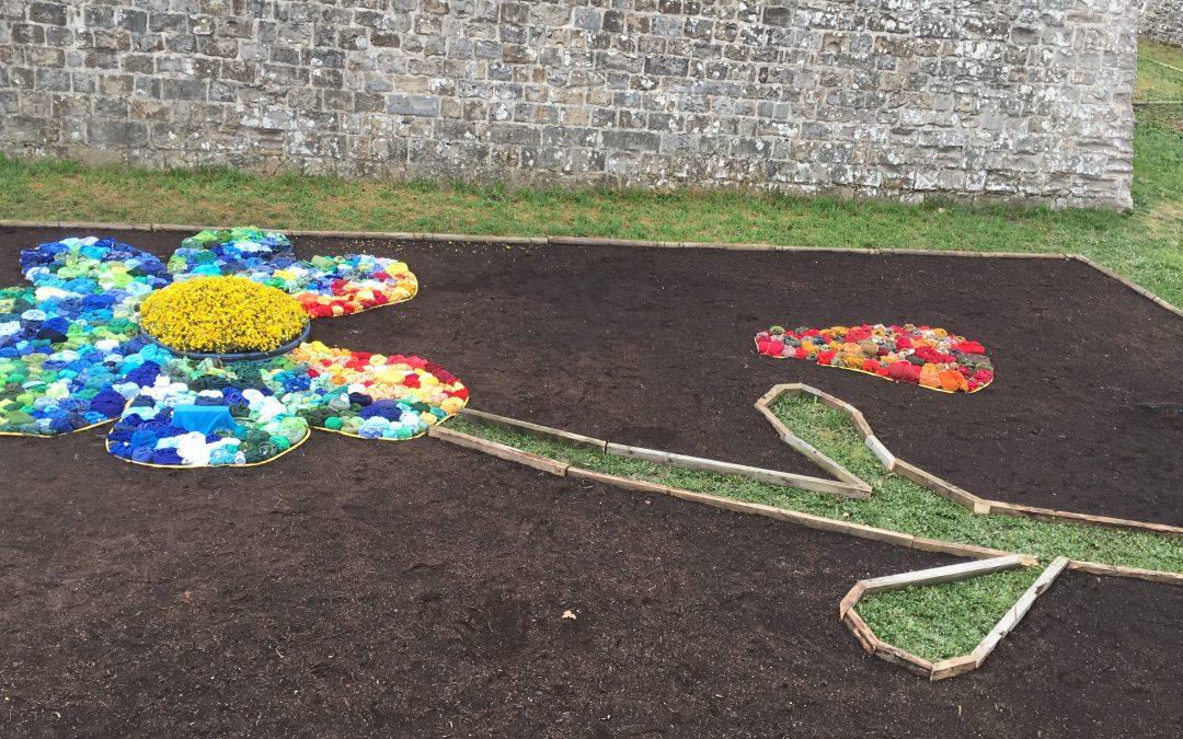¡Jardín inaugurado! Naturart: II Festival de jardines efímeros