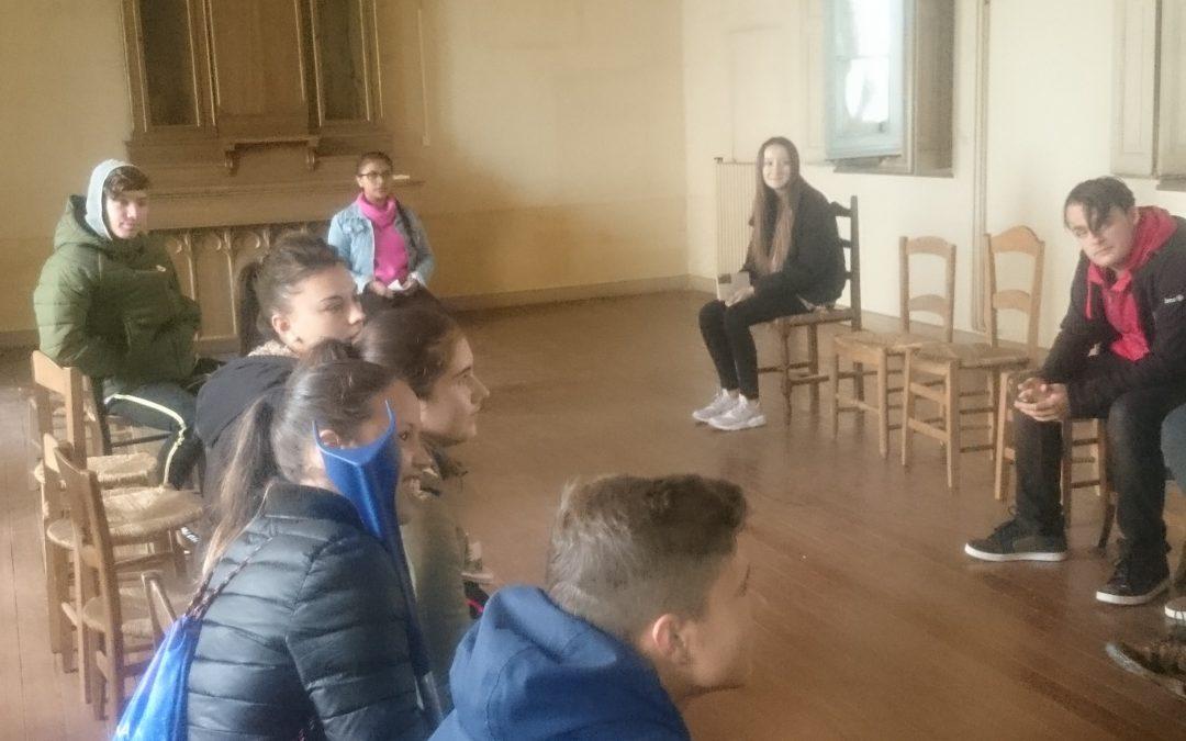 PMAR visita el convento de Las Salesas