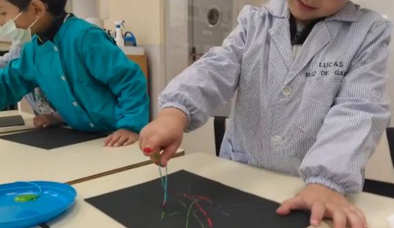 Process art (3º Ed.Infantil)