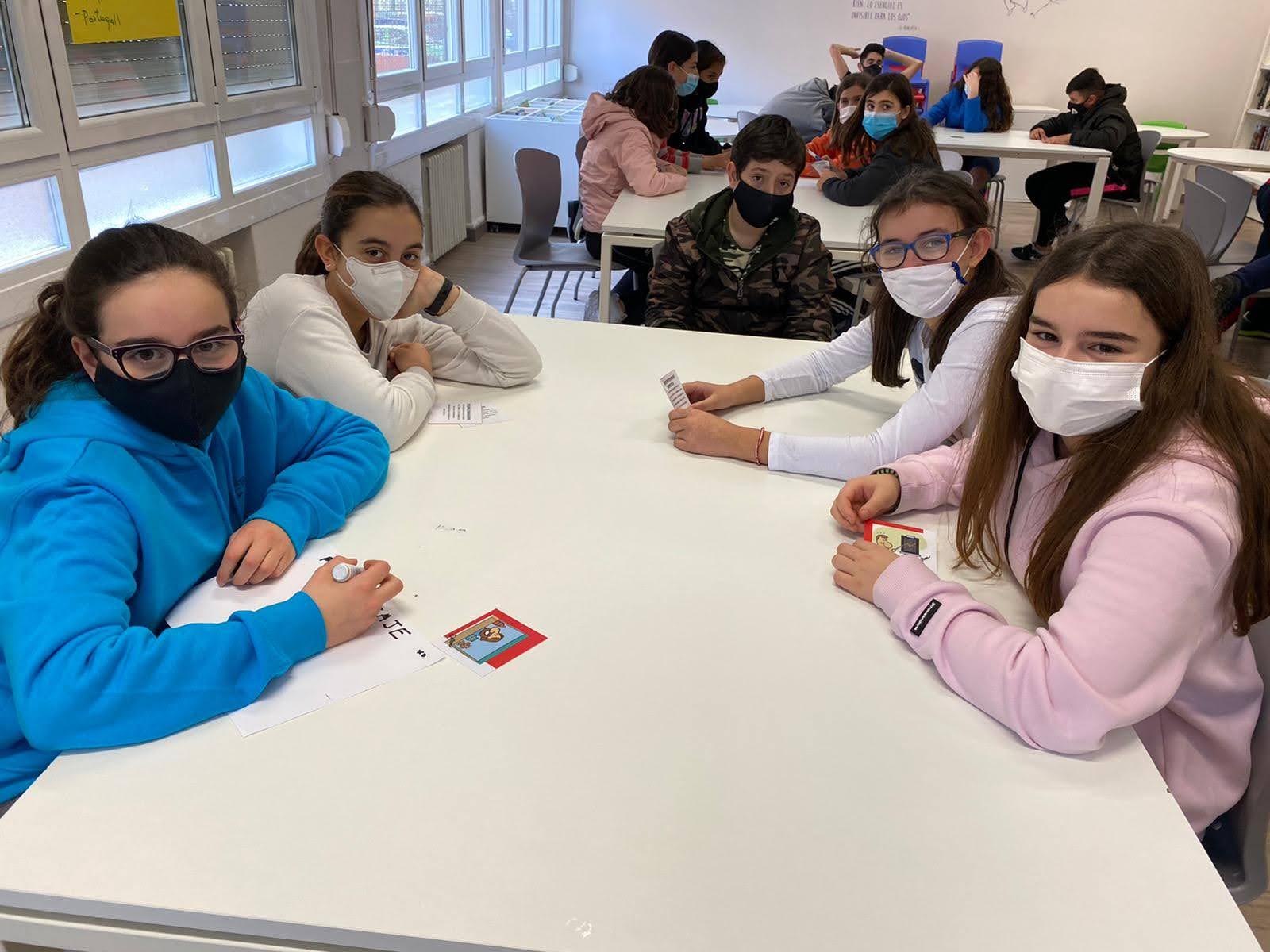 Semana de la Paz en La Compasión Escolapios con SETEM