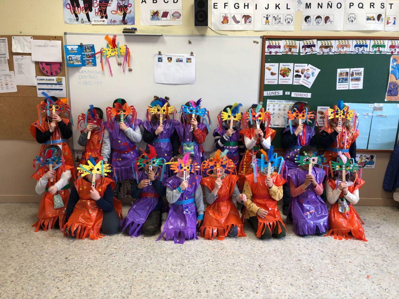 Carnaval Ed. Infantil