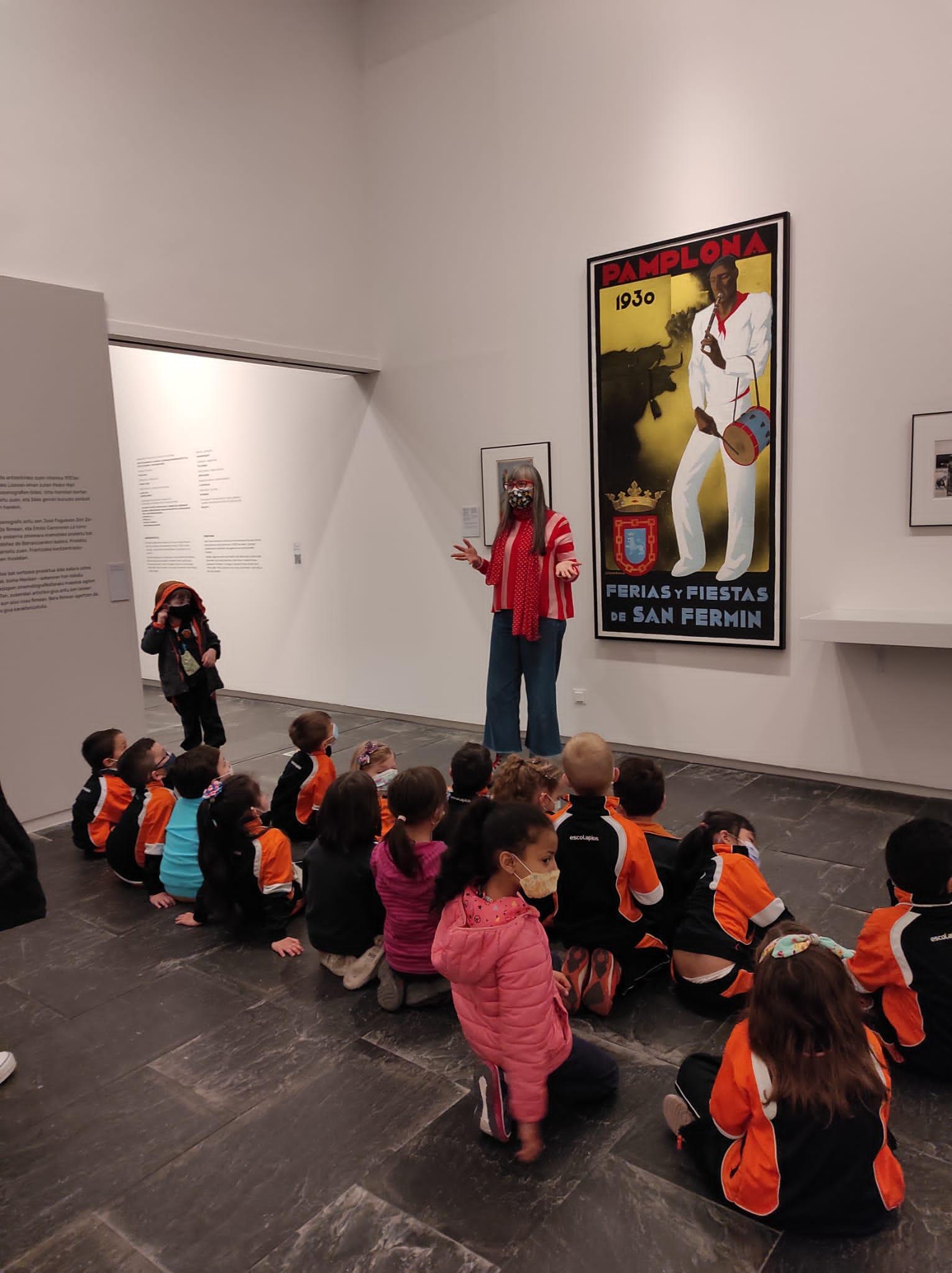 Visita al museo 3º E.I